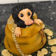Niffler Cake