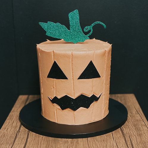 Pumpkin Cake Topper Pack (Cake Not Included)