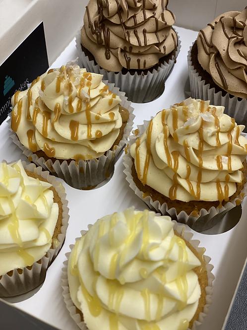 12 Gluten Free Cupcakes