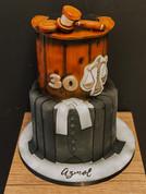 Lawyer Cake