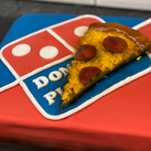 Domino's Pizza Cake