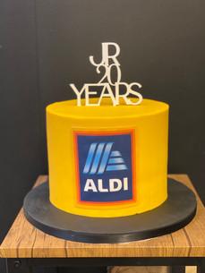 ALDI Celebration Cake