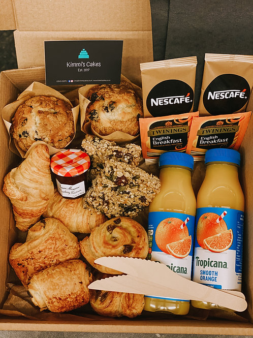 Brunch Box (for two)