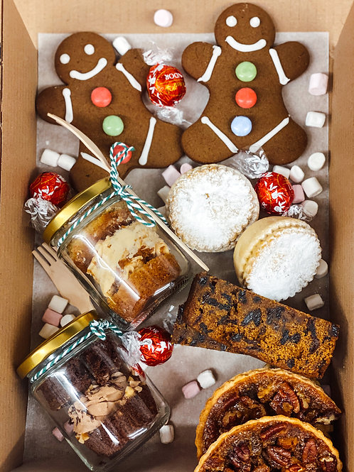 Festive Treat Box (for Two)