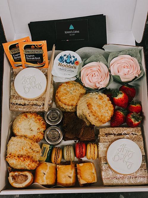 Gourmet Afternoon Tea Graze Box