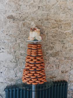 7 Tier Acrylic Cupcake Stand