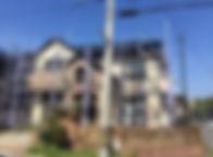 津市の塗装会社日塗建が施工した住宅