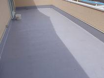 日塗建の防水塗装