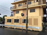 津市の塗装会社日塗建の防水工事