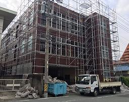 津市の塗装会社日塗建の施工した建物