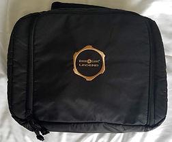 Aqualung Legend padded regulator bag.