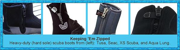 Keeping 'em Zipped