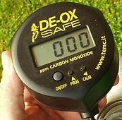 De-Ox Safe CO Detector