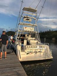 Clearwater Paradise Resort's 43-foot Wellcraft Portofino