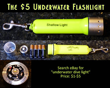 The $5 Unerwaer Flashlight