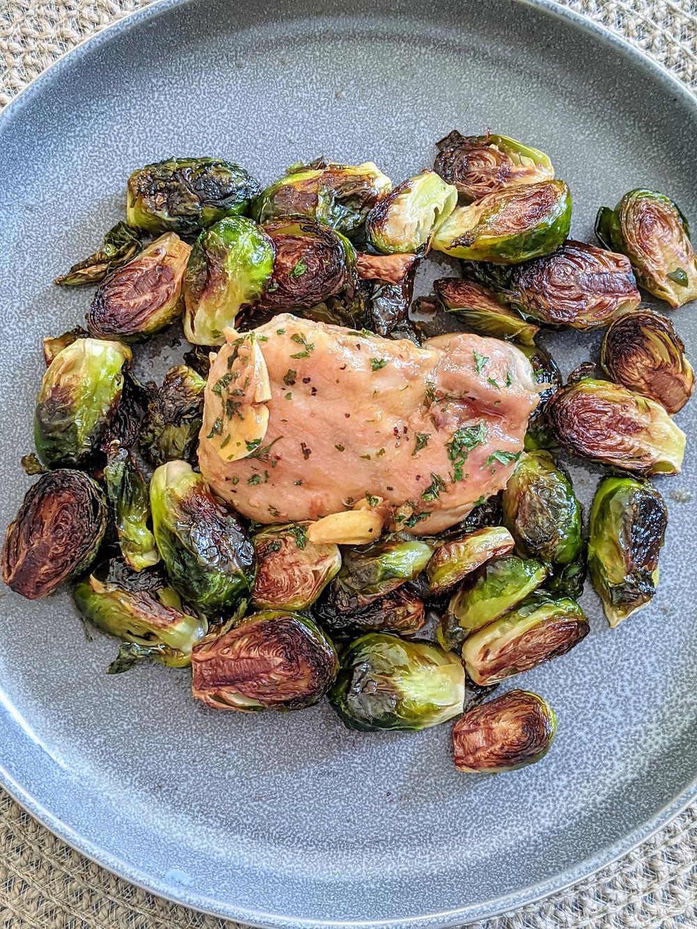 The Sunday Cookbook -  Honey Glazed Chicken - joseph centineo - food allergy recipes