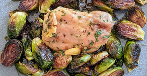 The Sunday Cookbook: Honey Glazed Chicken