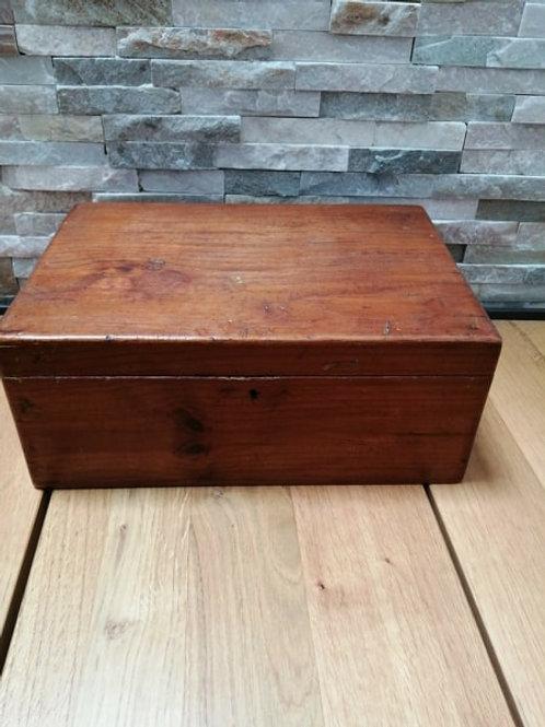 boite en bois pour urne ou autre