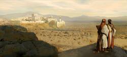 Jerusalem Approach