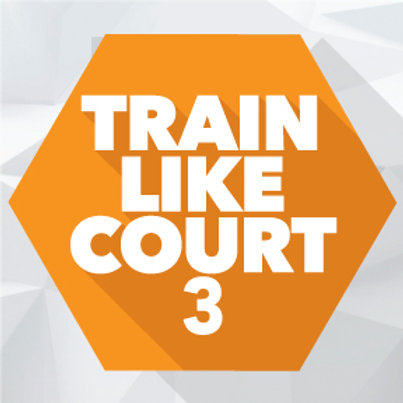 Train Like Court 3
