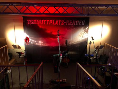 Unsere Bühne heute