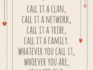Find a Tribe...