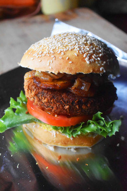 Jerk BUMI Burger