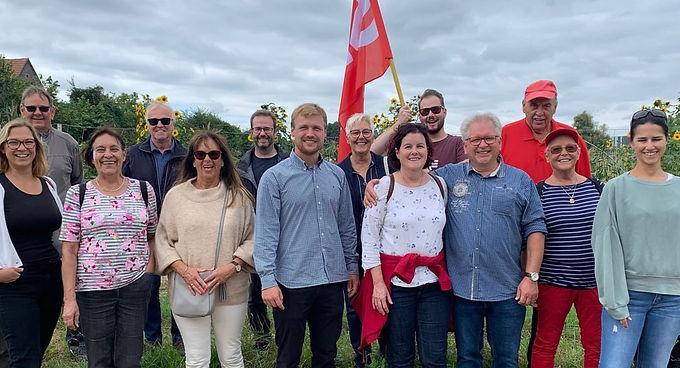 Herbstwanderung der SPD Hammersbach