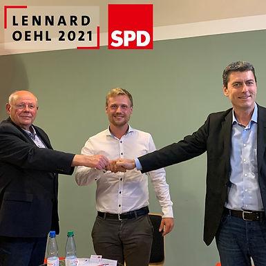 Drei Bundestagsgenerationen im Gespräch in Schöneck