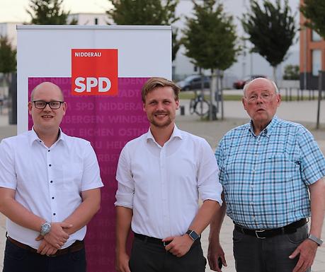 Nominierung zum Bundestagskandidaten der SPD Nidderau