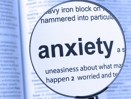 Is it Stress, or is it Anxiety?