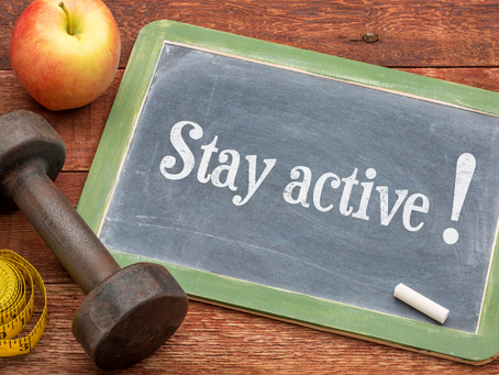 Keep Active For a Healthy Back