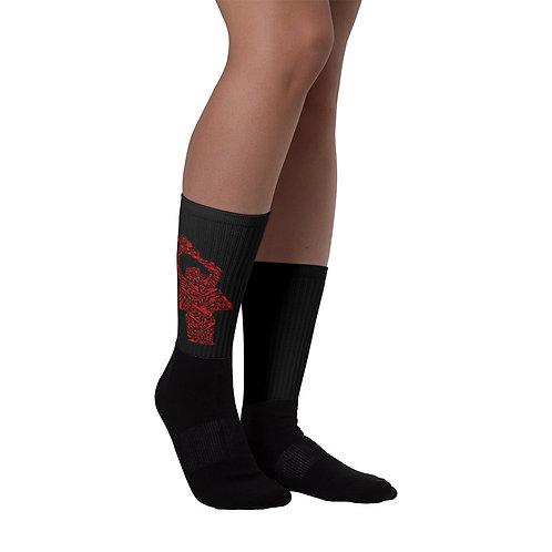 Chainsaw Socks