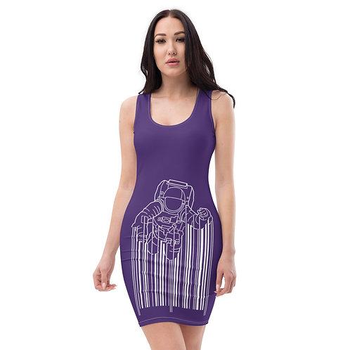 Astrocode Cut & Sew Dress