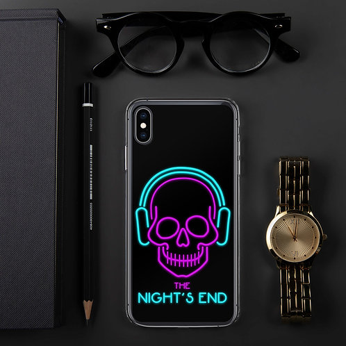 The Night's End iPhone Case