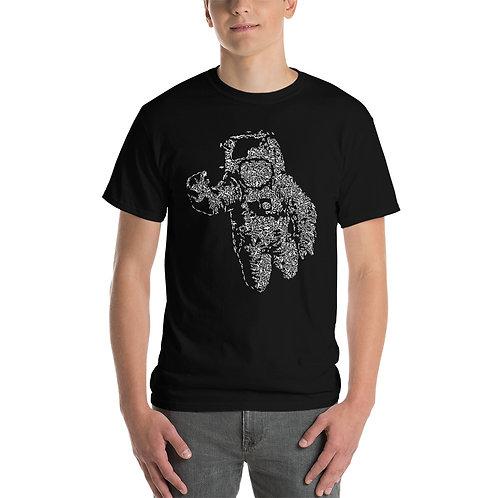 Flying Astronaut