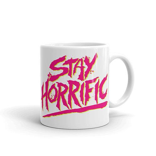 Stay Horrific Pink