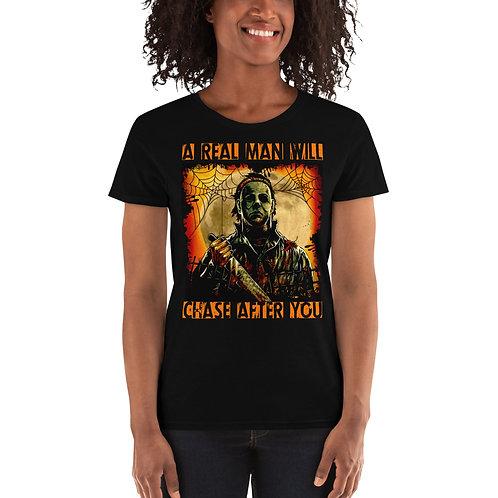Chase Women's short sleeve t-shirt