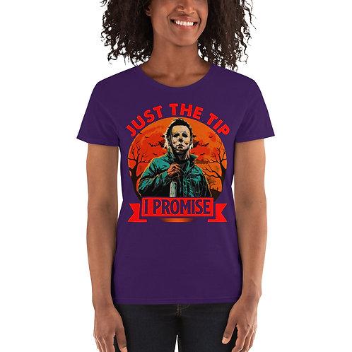 Just the Tip Women's short sleeve t-shirt