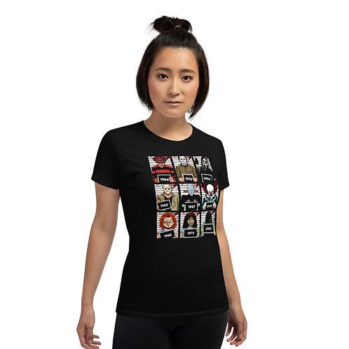 Lineup Women's short sleeve t-shirt