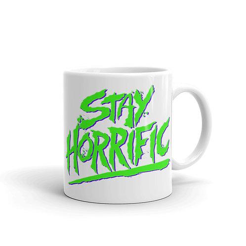 Stay Horrific Green