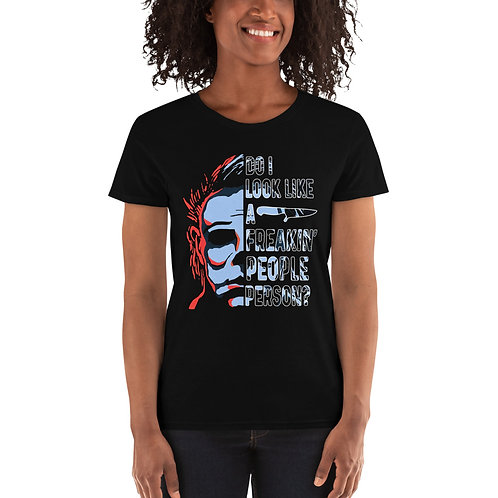 People person Women's short sleeve t-shirt