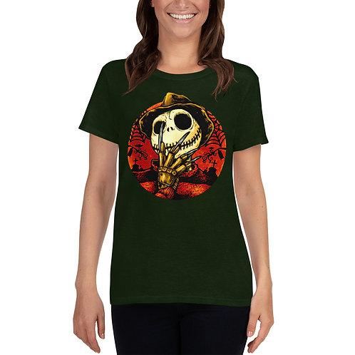 Nightmare Jack Women's short sleeve t-shirt