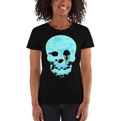 Dead Sea Women's short sleeve t-shirt