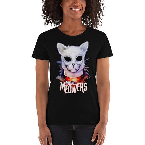 Meowers Women's short sleeve t-shirt