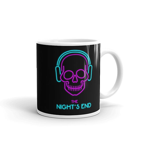 The Night's End mug