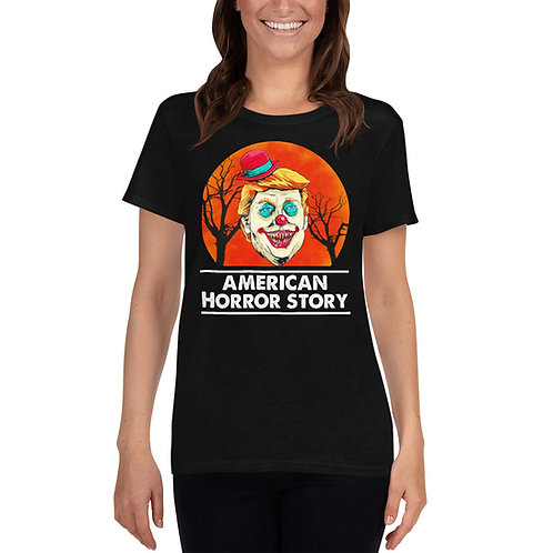 Horror Story Women's short sleeve t-shirt