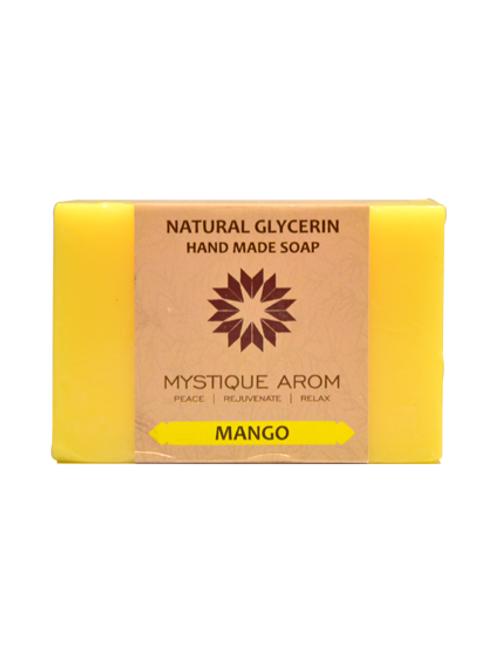 Mango - Natural Glycerin Handmade Soap  100 gm