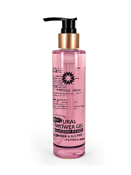 Rose - Natural Shower Gel   180 ml