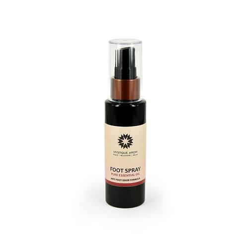 Foot Spray - Anti Foot Odor Formula  60 ml